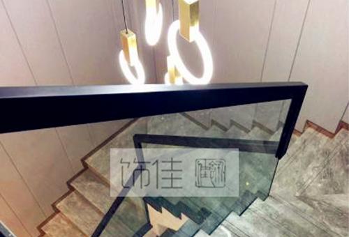 大理石踏步楼梯