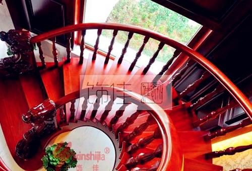 威海旋转楼梯
