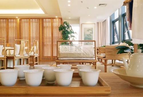威海明式茶桌