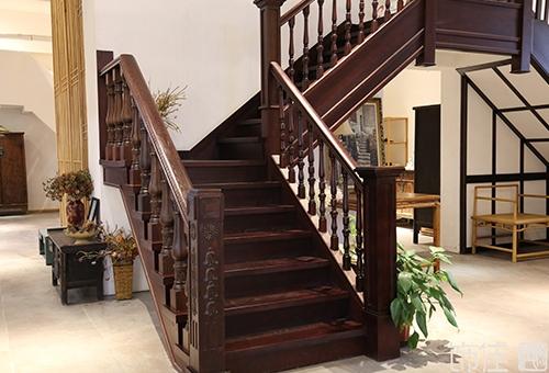 威海美式楼梯